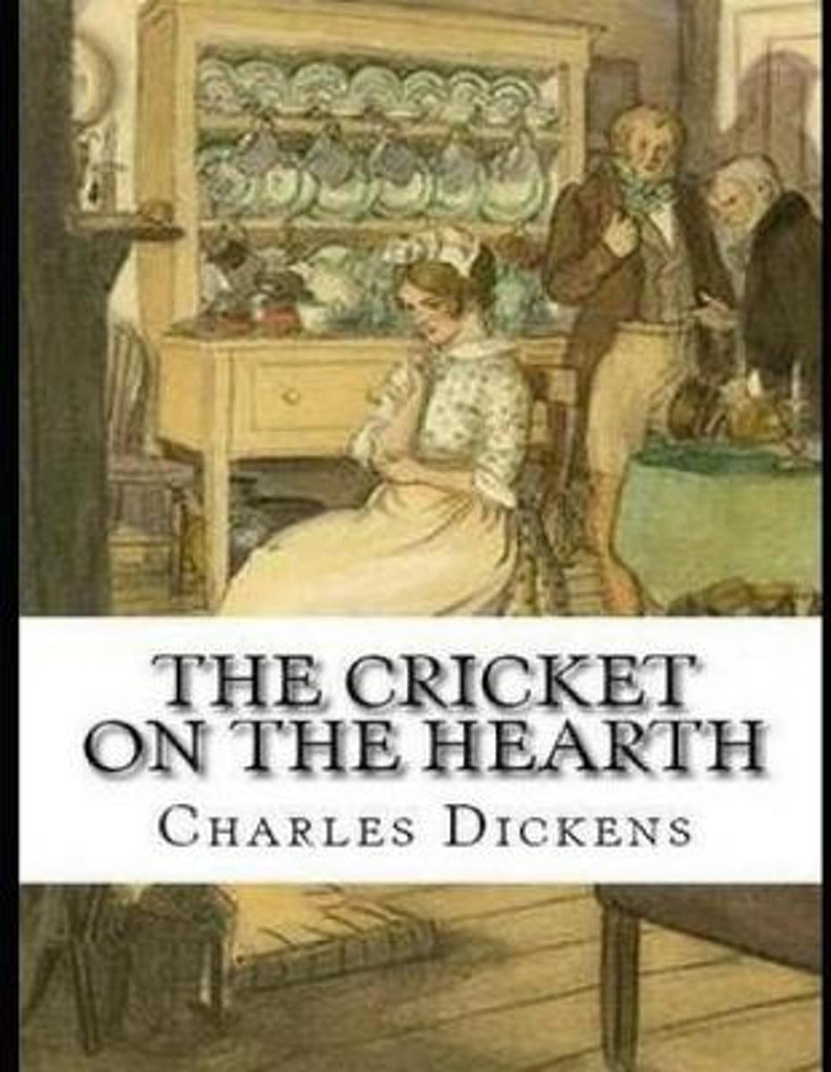 The Cricket on the Hearth (Annotated)