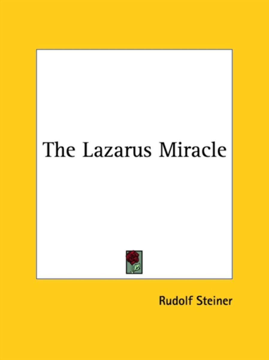 The Lazarus Miracle
