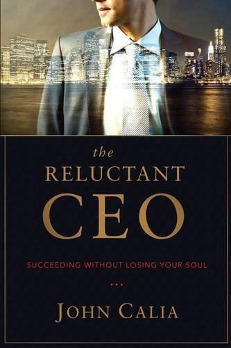 The Reluctant CEO