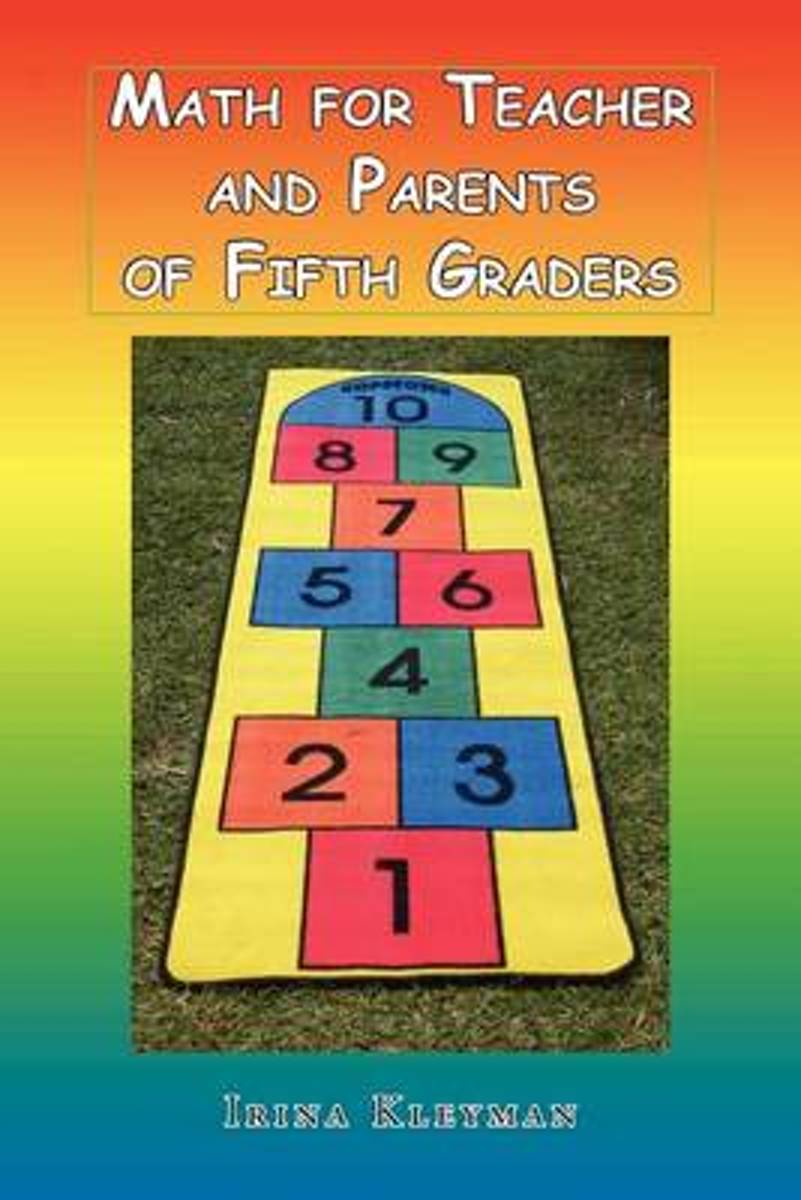 Math for Teacher and Parents of Fifth Graders