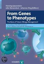 From Genes To Phenotypes