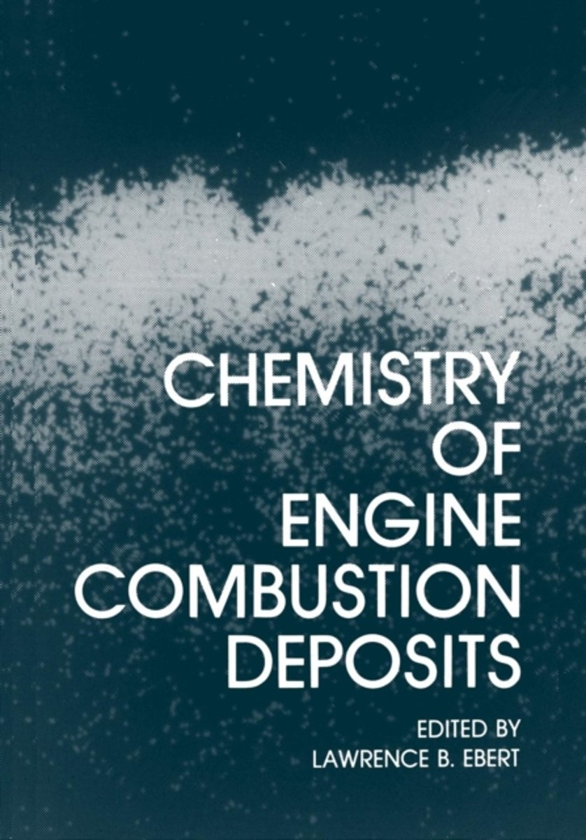 Chemistry of Engine Combustion Deposits