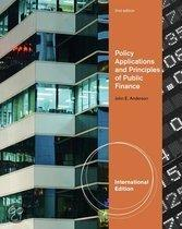 Policy Applications And Principles Of Public Finance