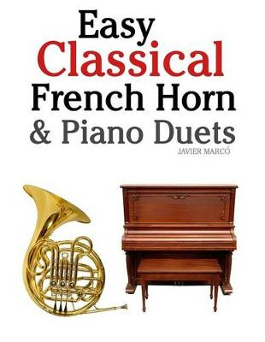 Easy Classical French Horn & Piano Duets
