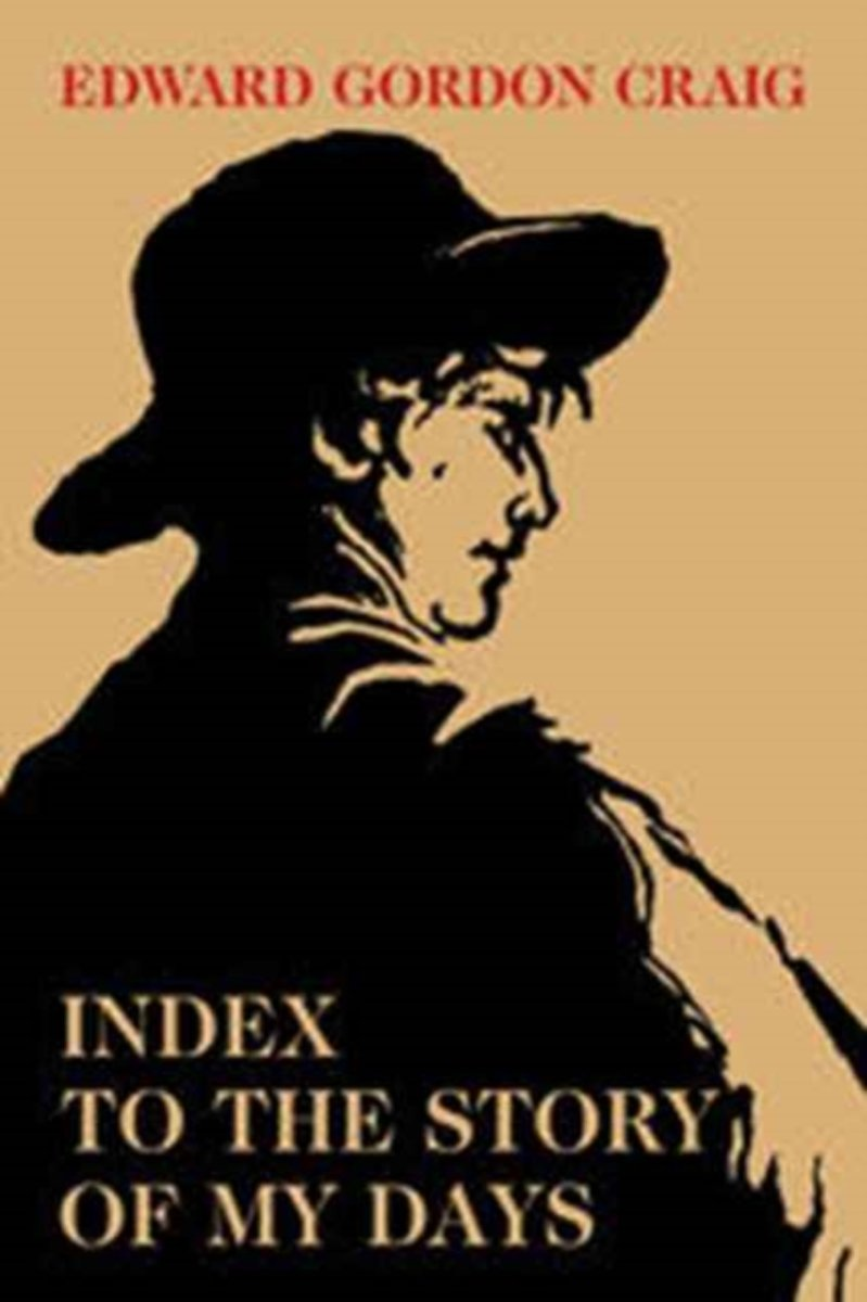 Index to the Story of My Days