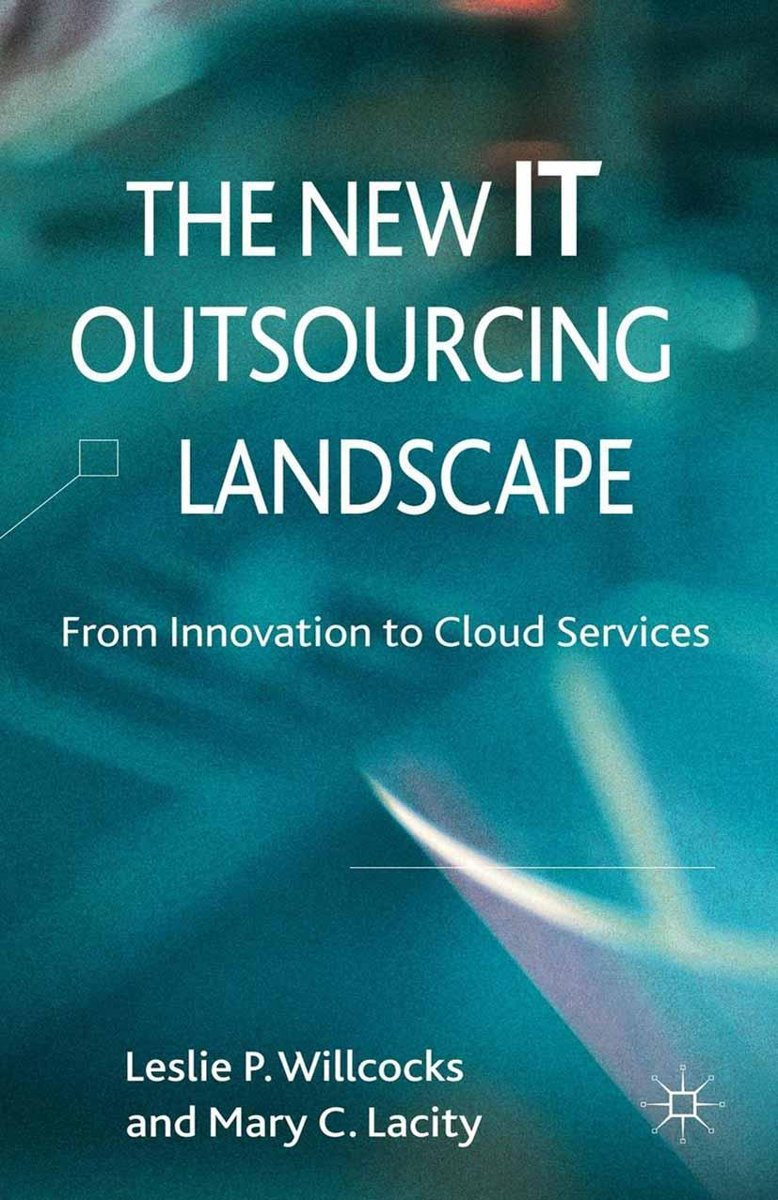 The New IT Outsourcing Landscape