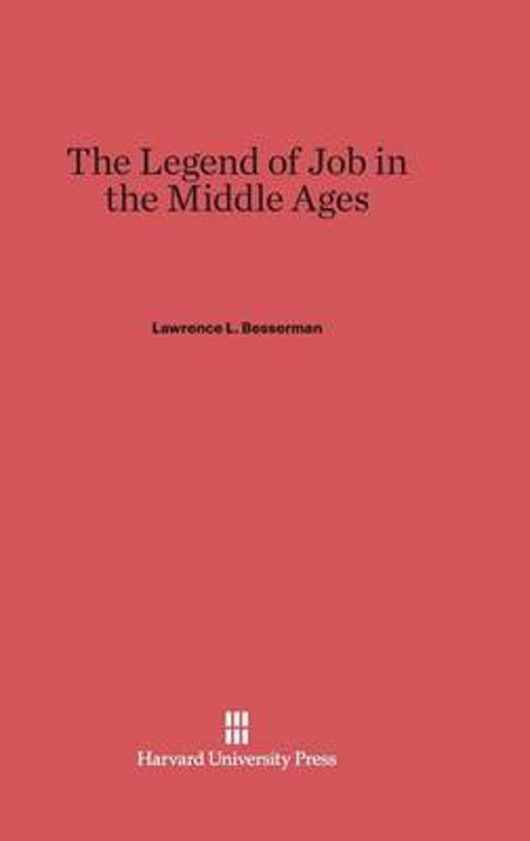 The Legend of Job in the Middle Ages
