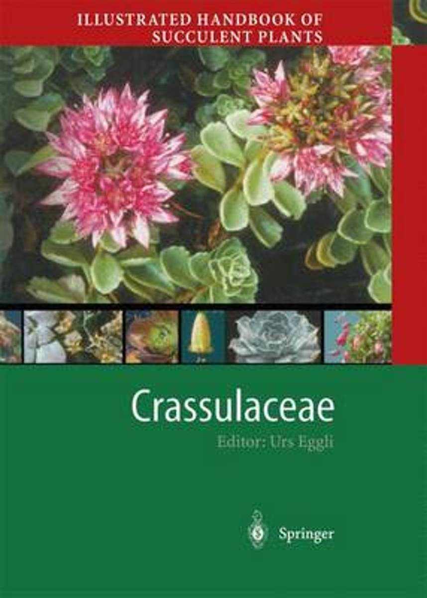 Illustrated Handbook of Succulent Plants
