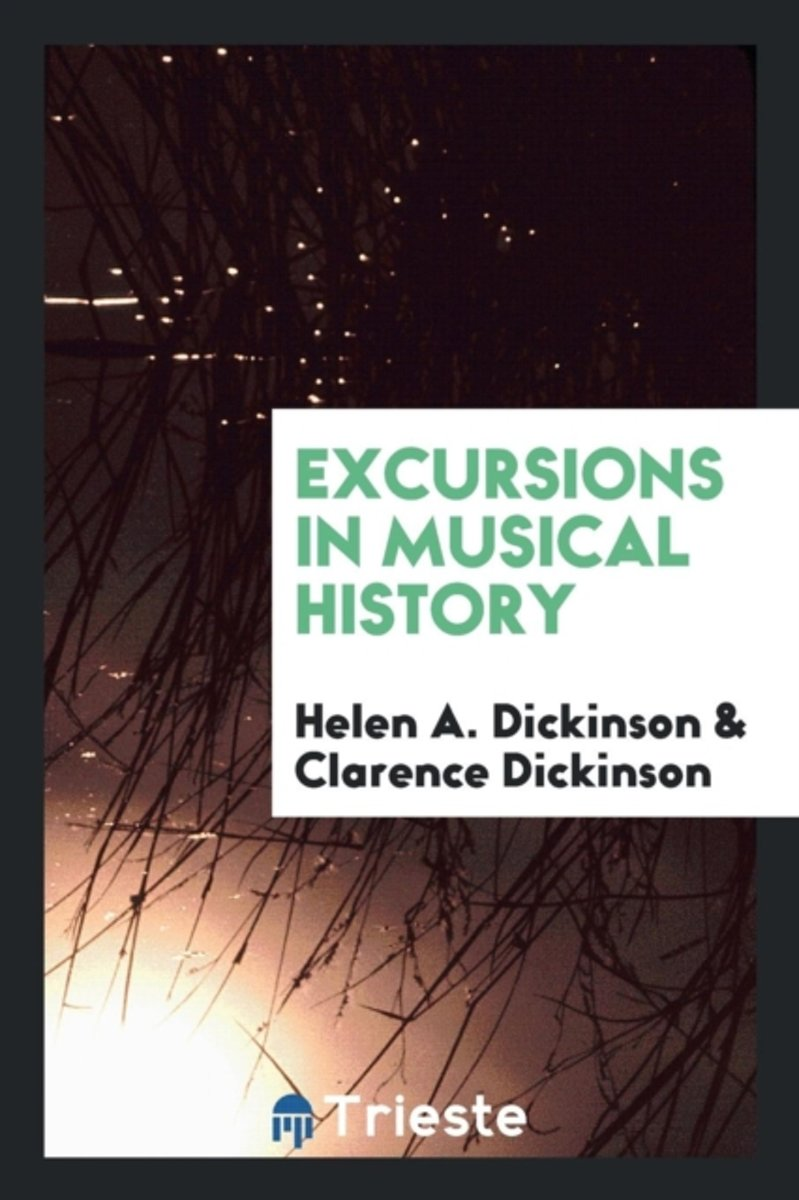 Excursions in Musical History
