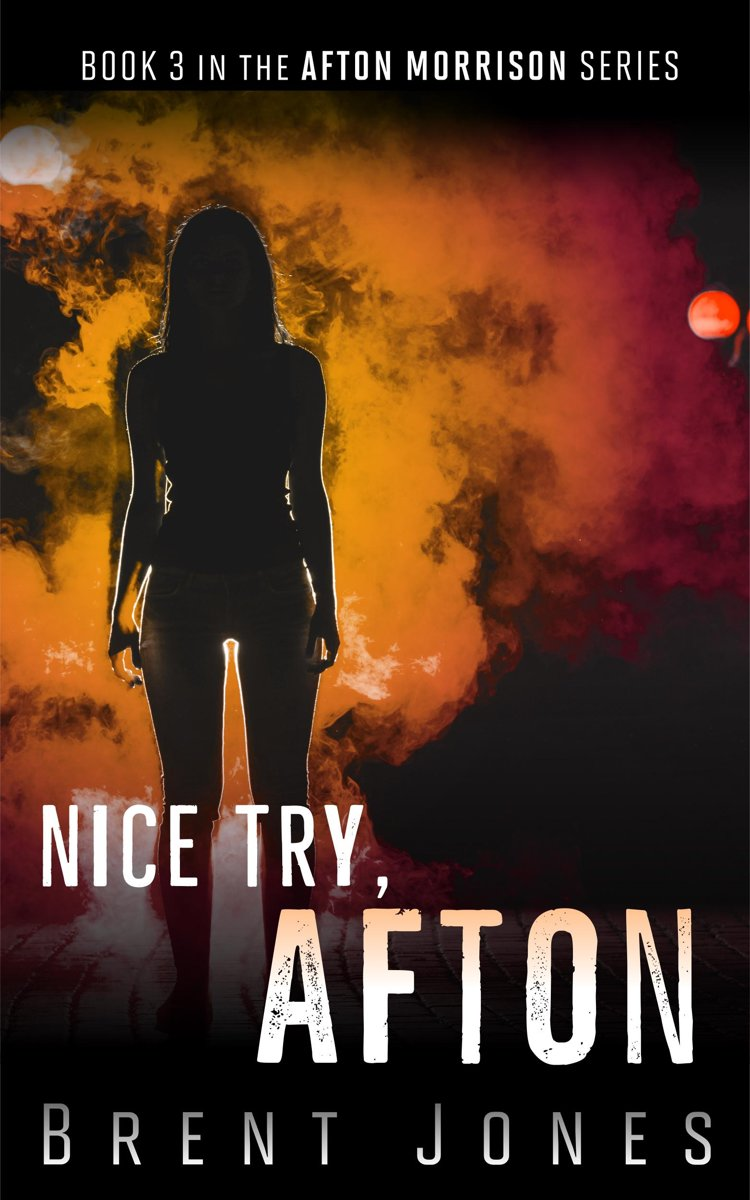 Nice Try, Afton (Afton Morrison, #3)