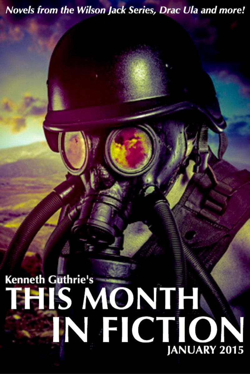 Kenneth Guthrie's This Month In Fiction: January 2015