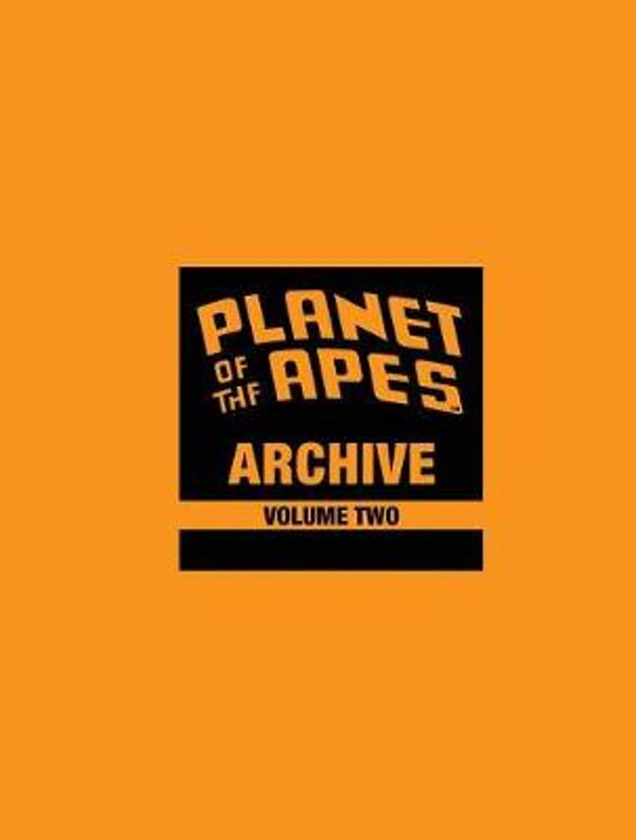 Planet of the Apes Archive Vol. 2