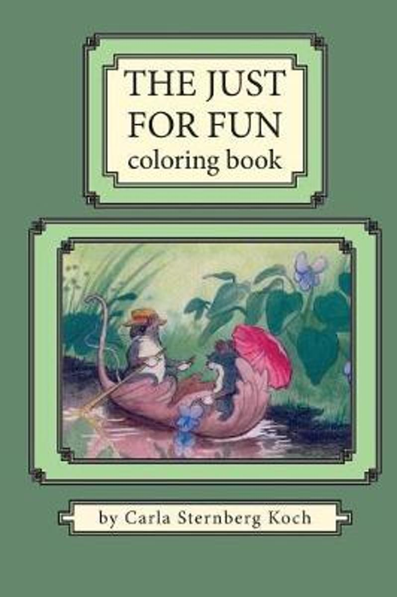 The Just for Fun Coloring Book