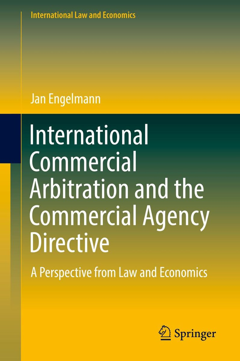 International Commercial Arbitration and the Commercial Agency Directive