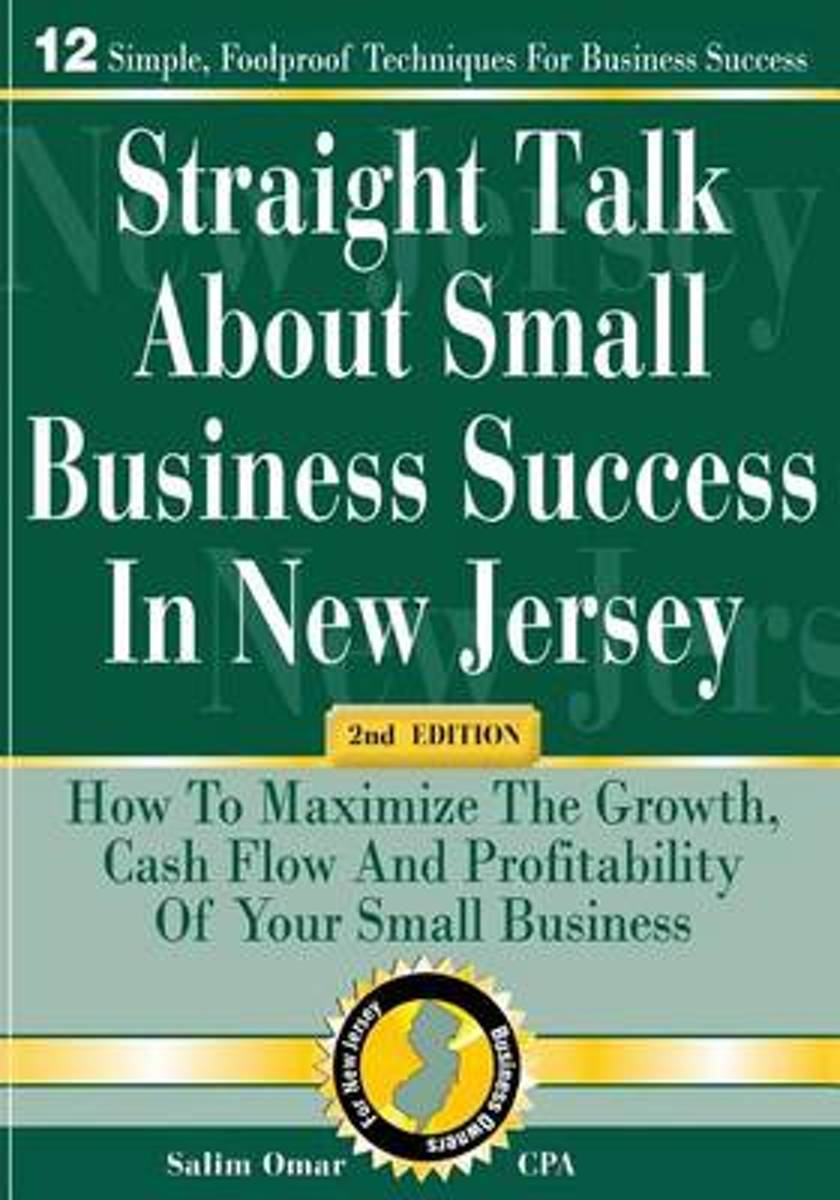 Straight Talk about Small Business Success in New Jersey