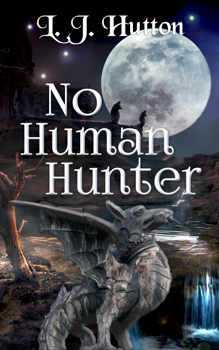 No Human Hunter (book 2 of Menaced by Magic)