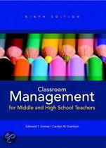 Classroom Management for Middle and High School Teachers Plus MyEducationLab with Pearson EText