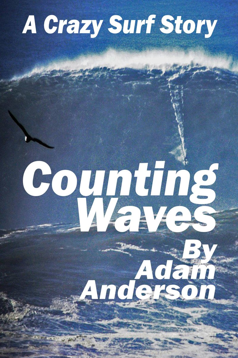 Counting Waves: A Crazy Surf Story