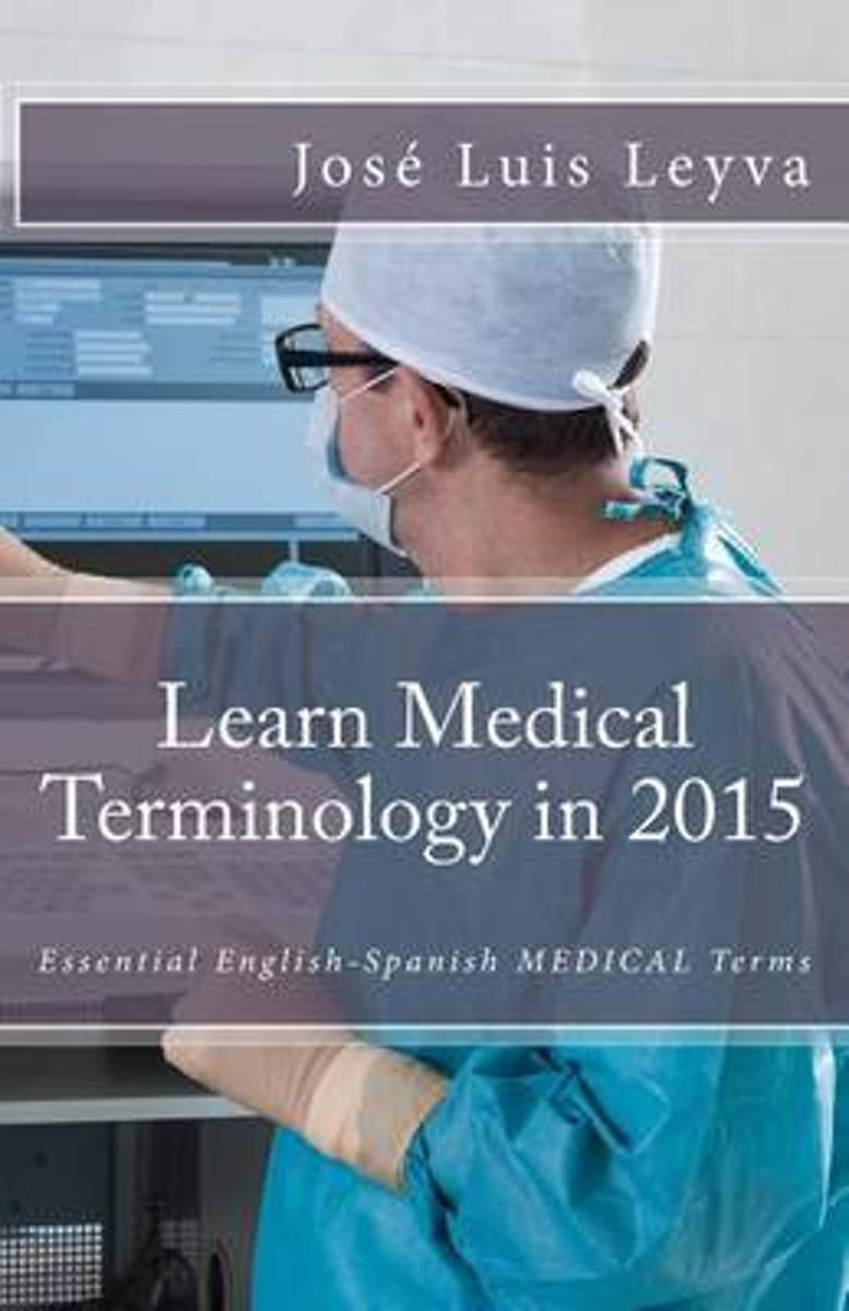 Learn Medical Terminology in 2015