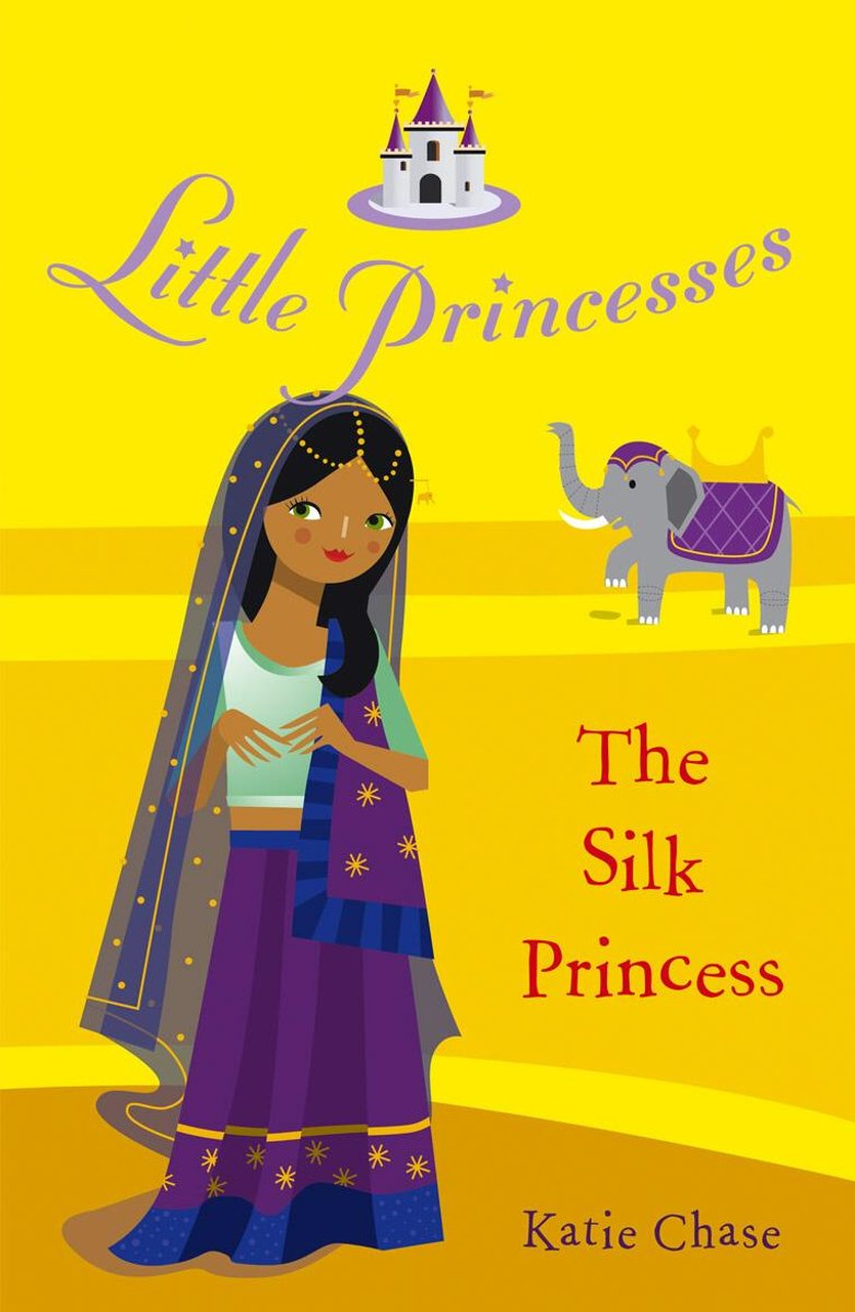 Little Princesses: The Silk Princess