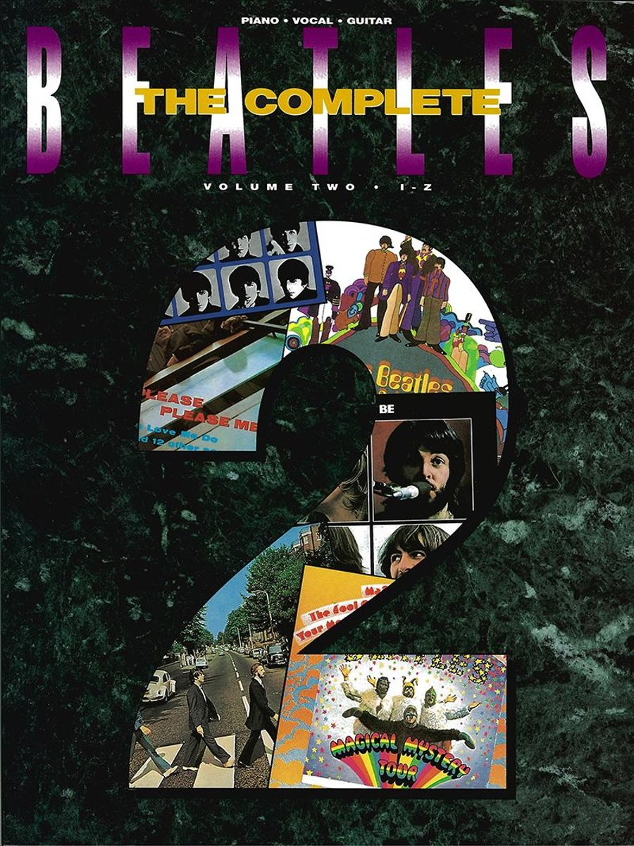 The Beatles Complete - Volume 2 Songbook