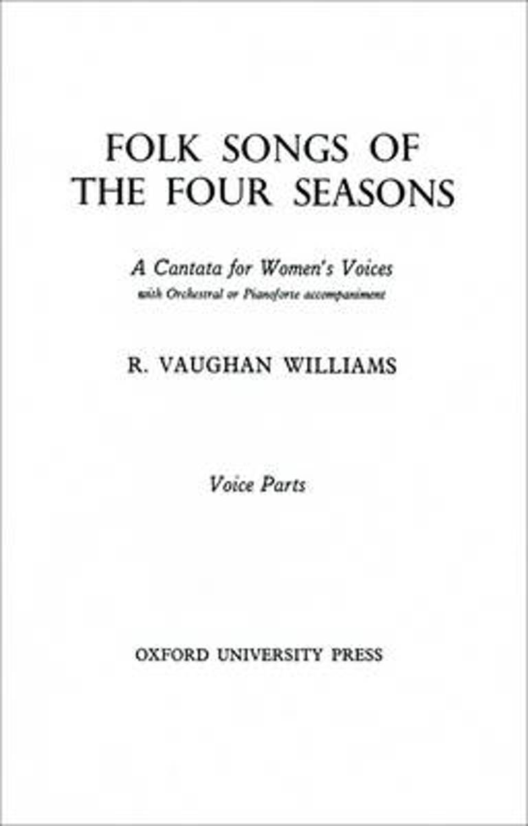 Folk Songs of the Four Seasons