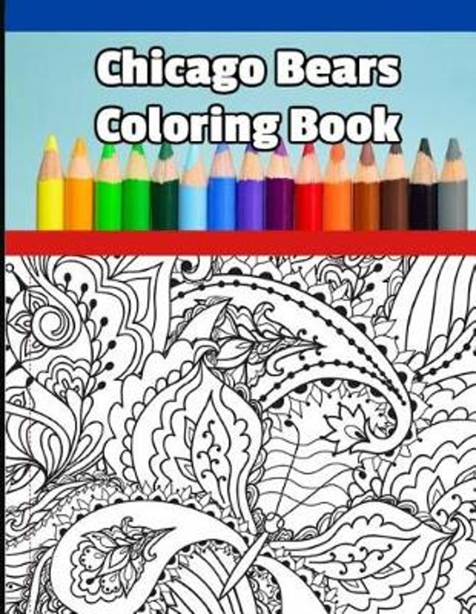 Chicago Bears Coloring Book