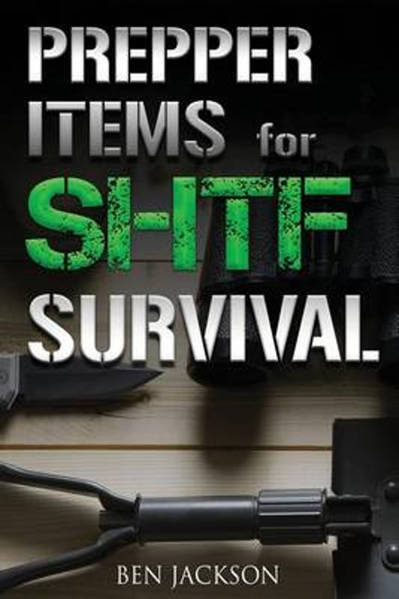 Prepper Items for Shtf Survival