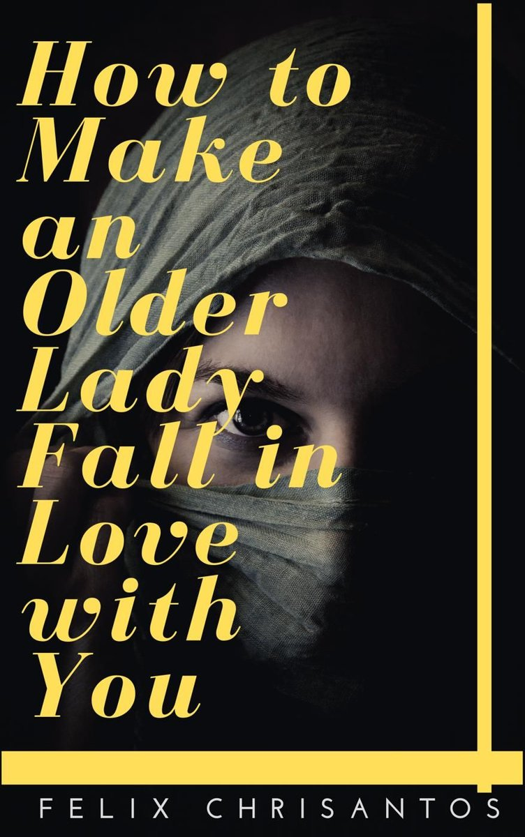How to Make an Older Lady Fall in Love with You