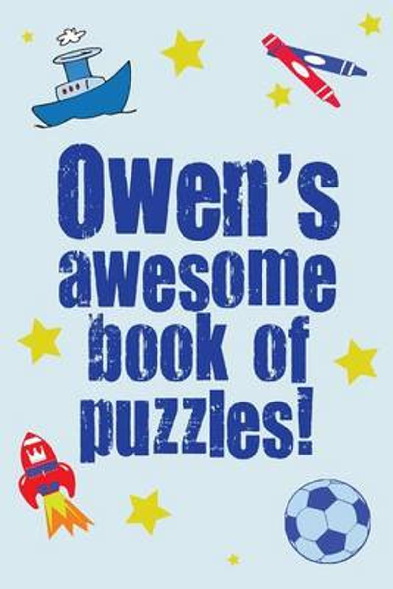 Owen's Awesome Book of Puzzles!