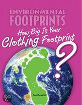 How Big Is Your Clothing Footprint?