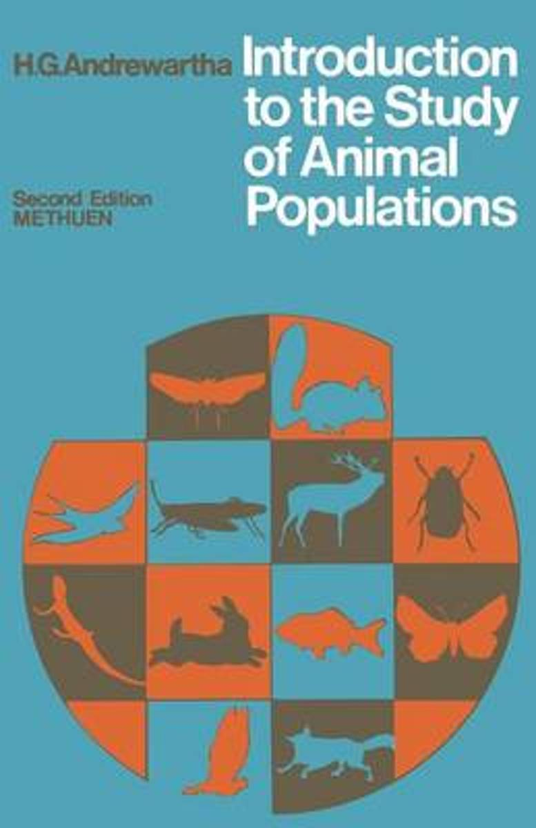 Introduction to the Study of Animal Populations