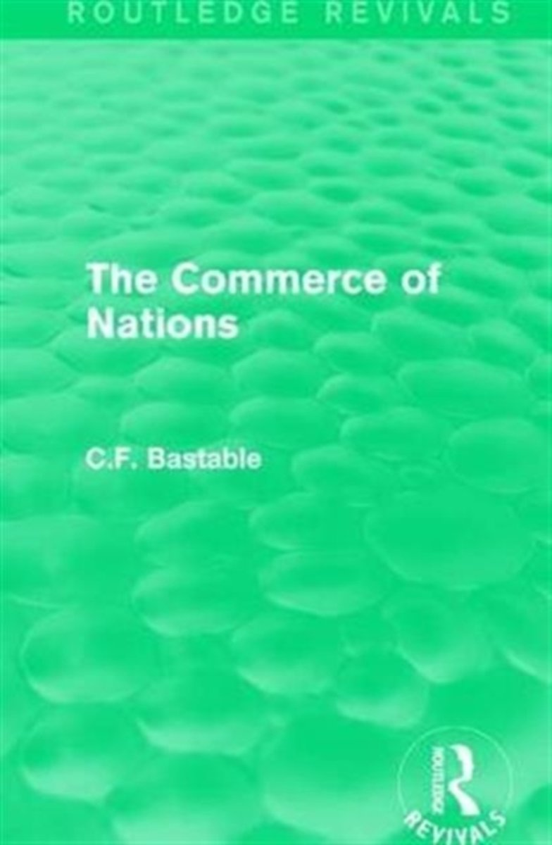 The Commerce of Nations 1923