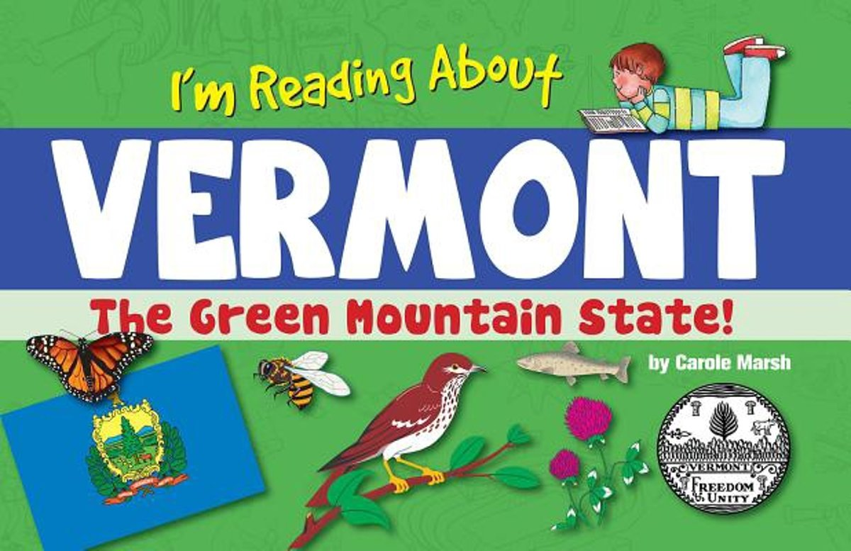 I'm Reading about Vermont