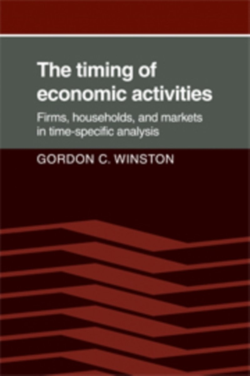The Timing of Economic Activities
