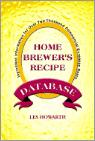 The Home Brewer's Recipe Database