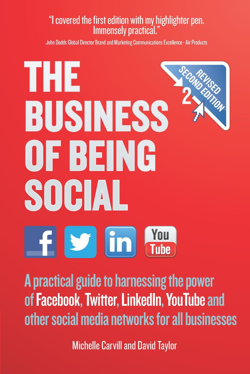 The Business of Being Social 2nd Edition