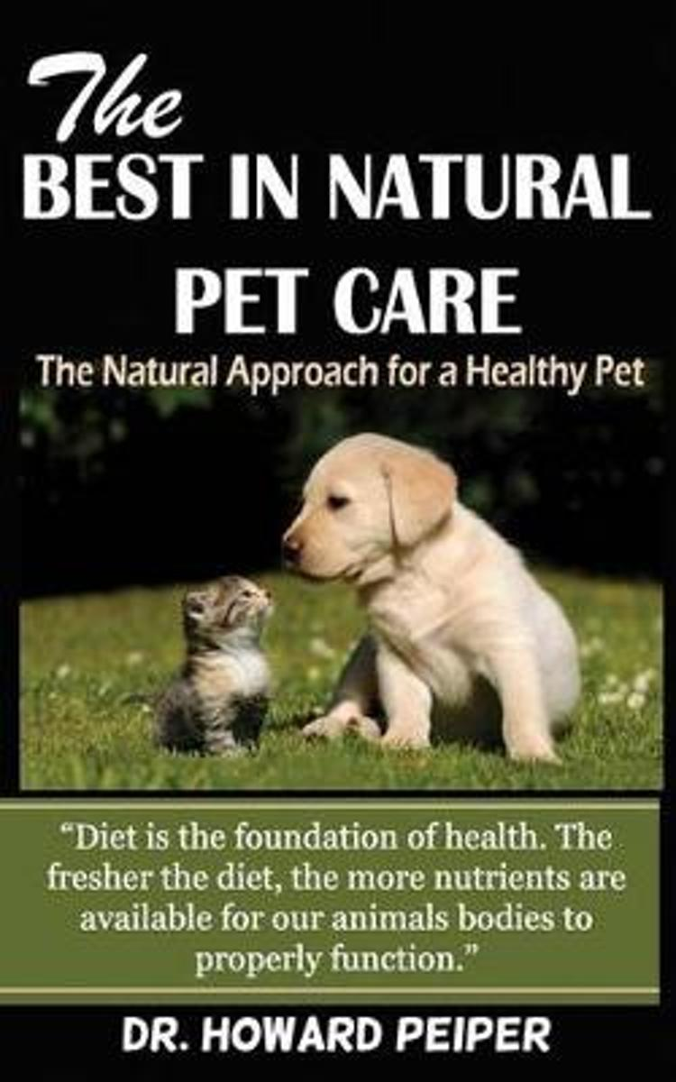 The Best in Natural Pet Care