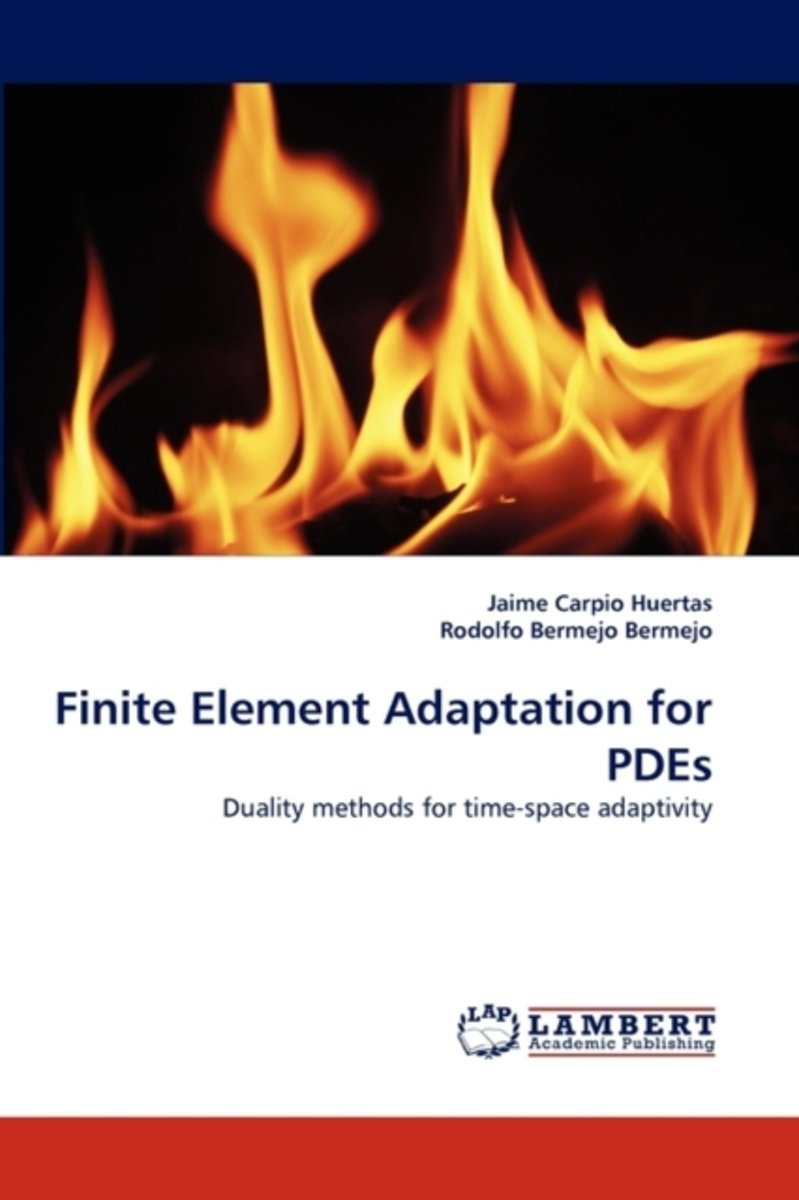 Finite Element Adaptation for Pdes