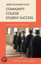 Community College Student Success