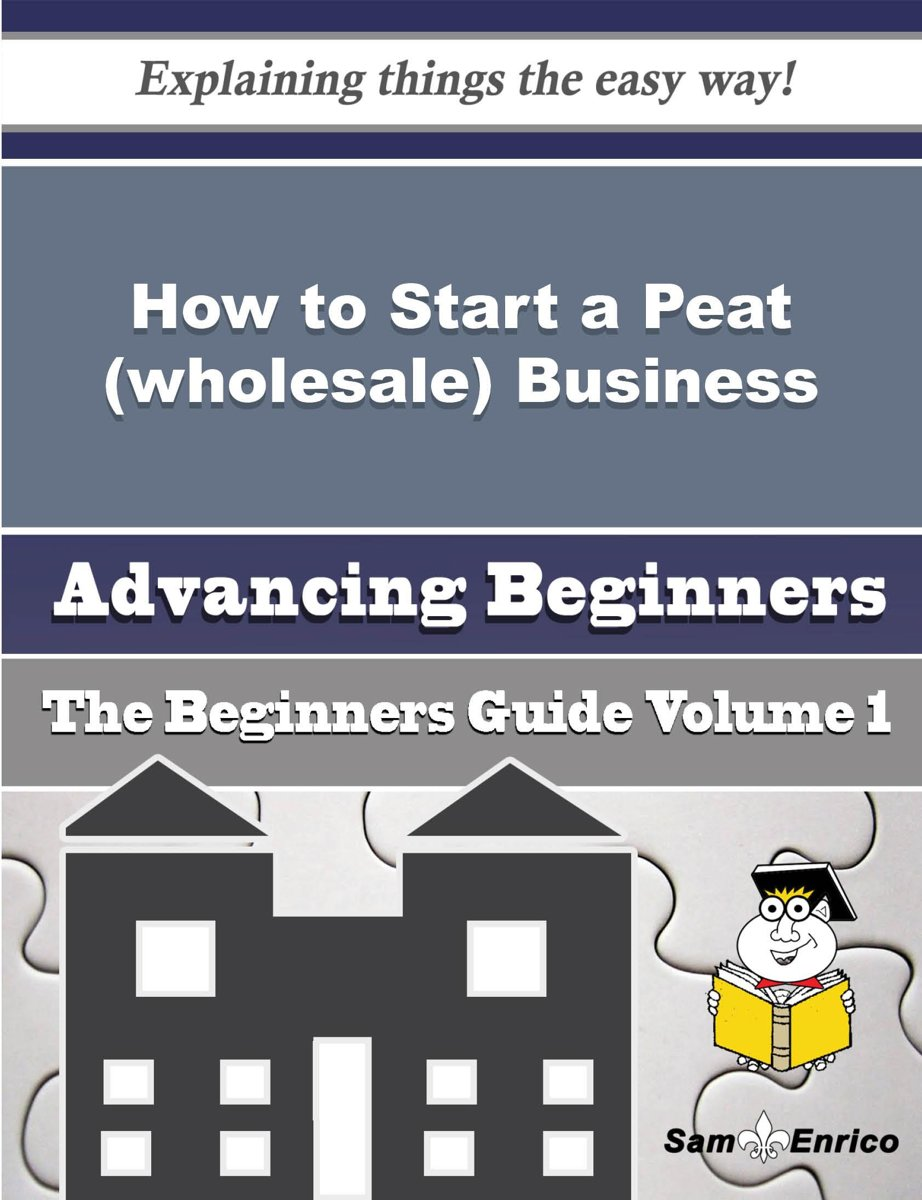 How to Start a Peat (wholesale) Business (Beginners Guide)
