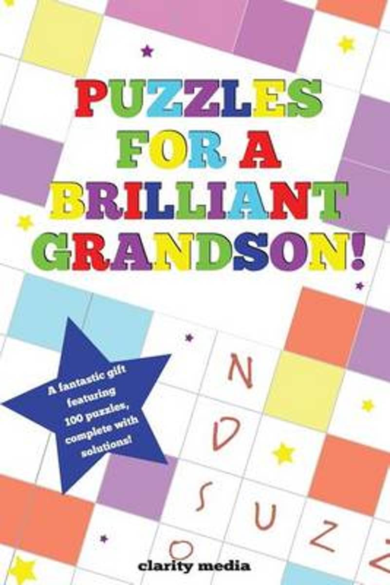 Puzzles for a Brilliant Grandson