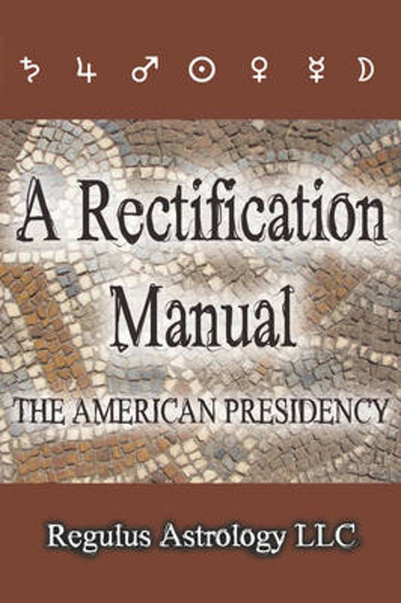 A Rectification Manual