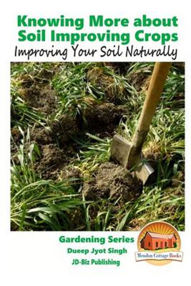 Knowing More about Soil Improving Crops - Improving Your Soil Naturally