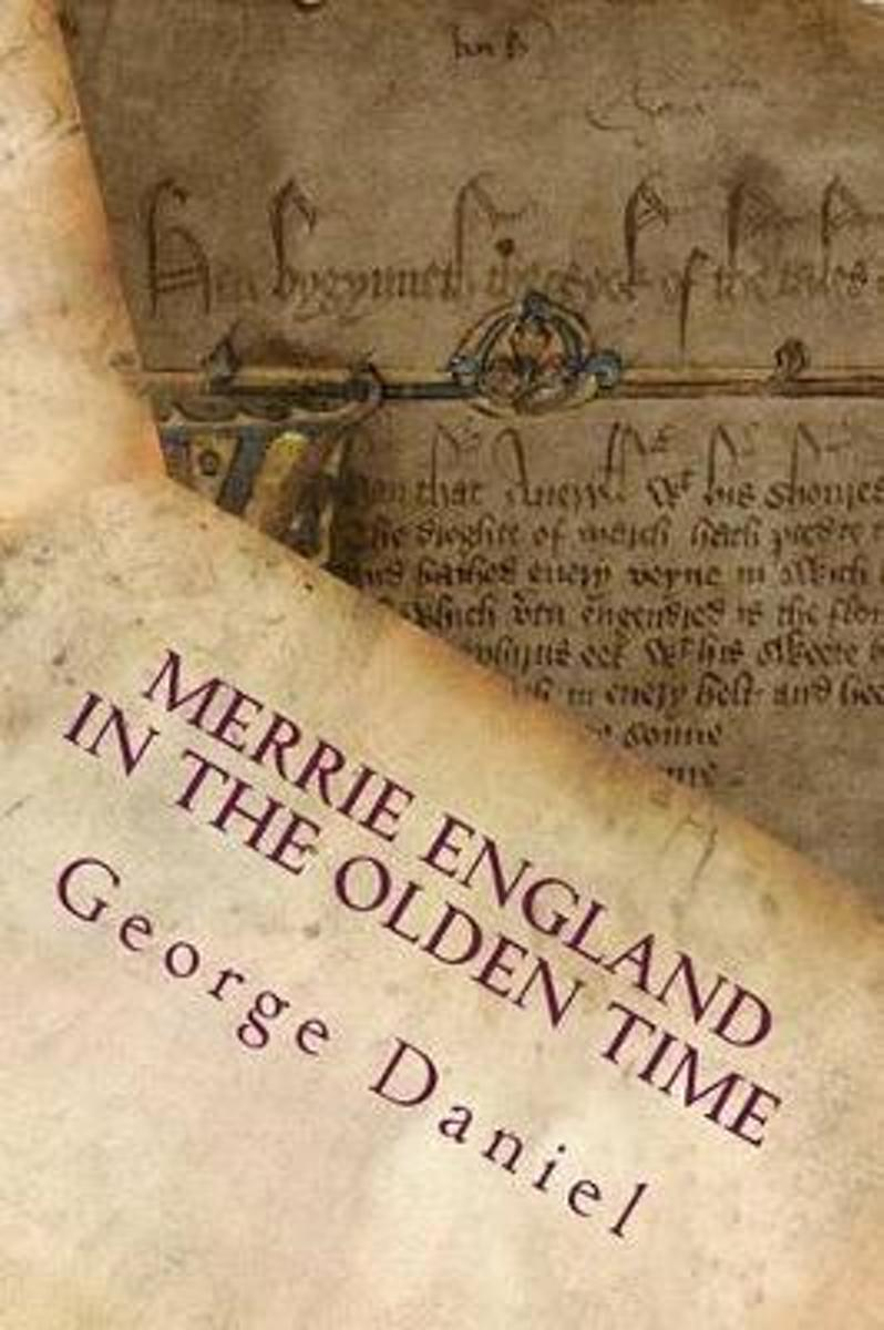 Merrie England in the Olden Time