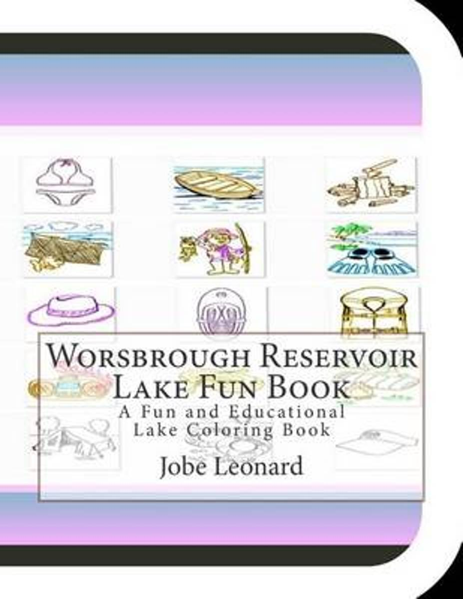 Worsbrough Reservoir Lake Fun Book