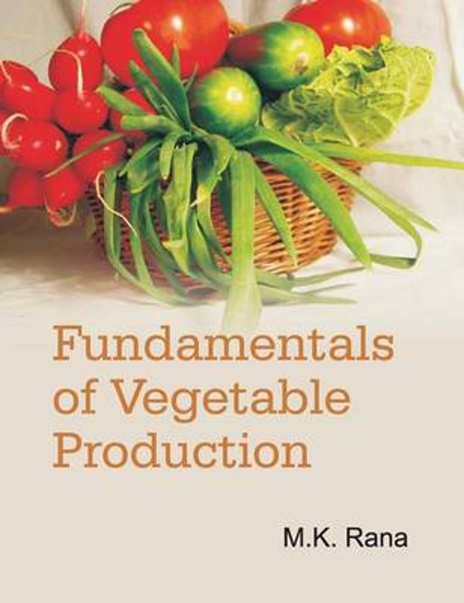 Fundamentals of Vegetable Production