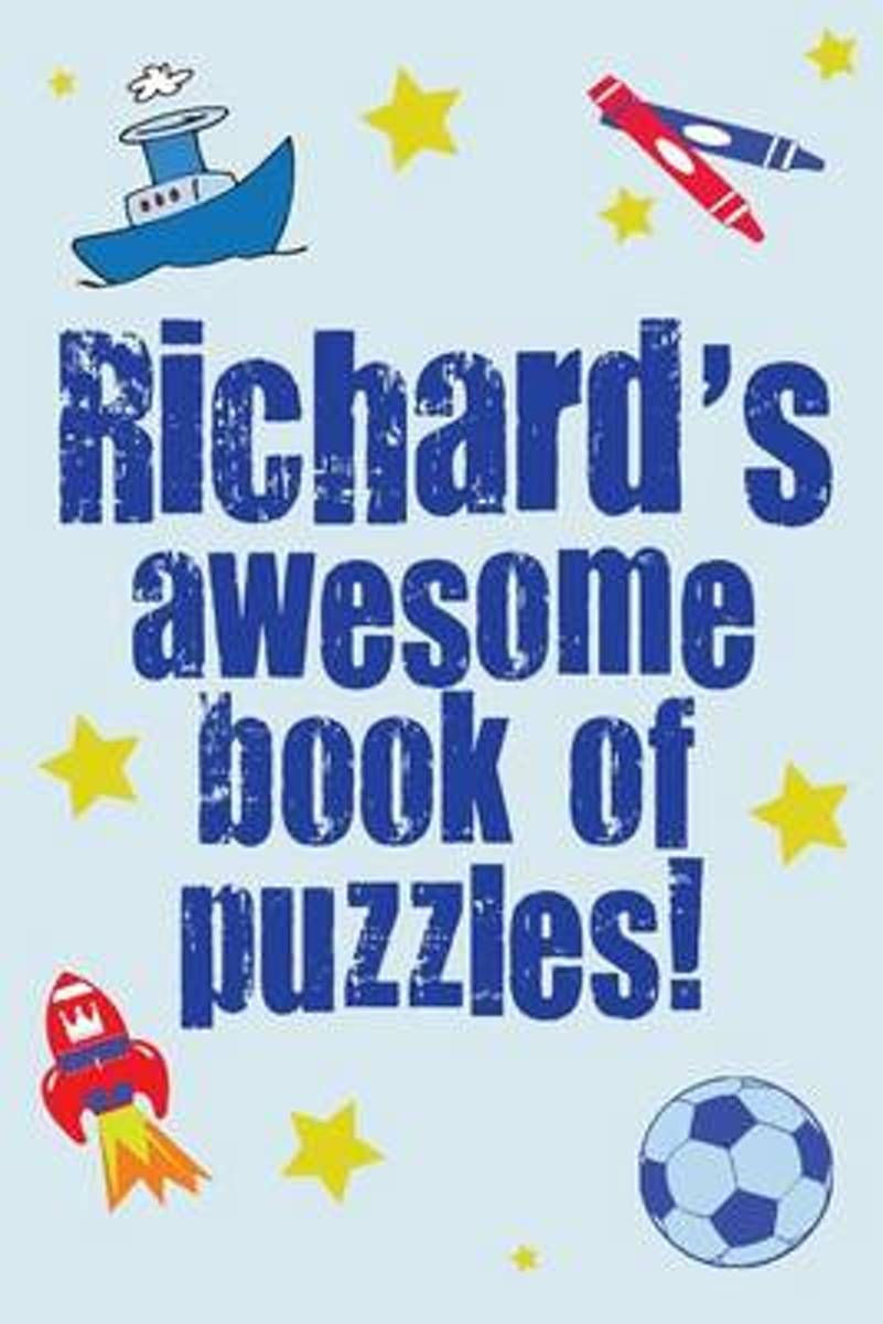 Richard's Awesome Book of Puzzles!