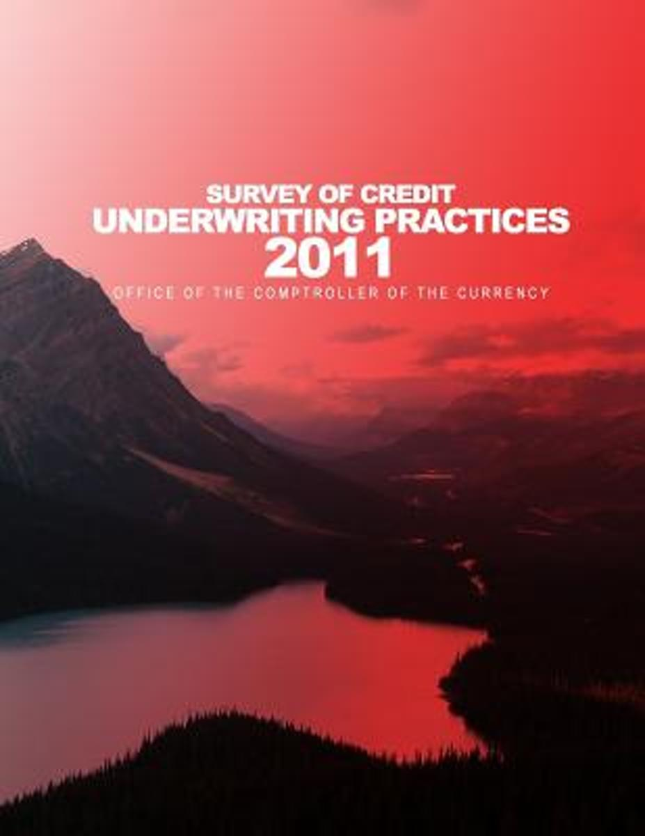 2011 Survey of Credit Underwriting Practices