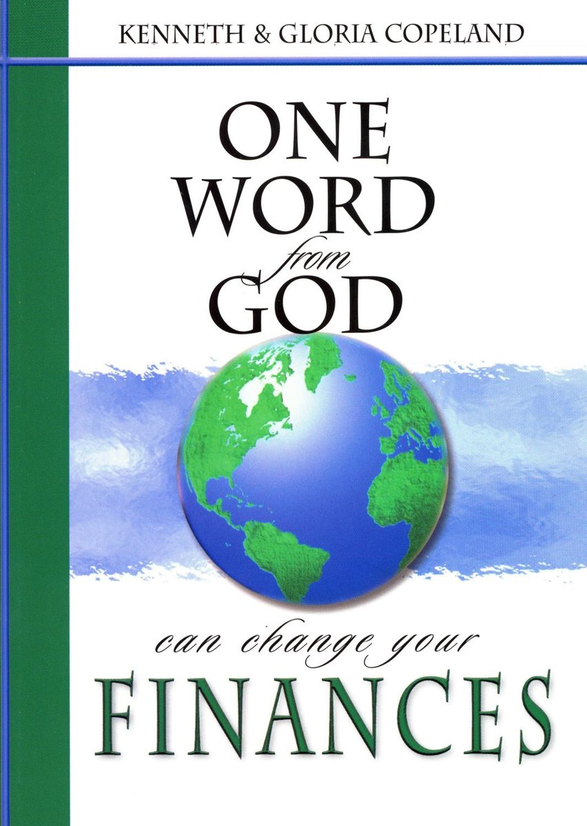 One Word From God Can Change You Finances
